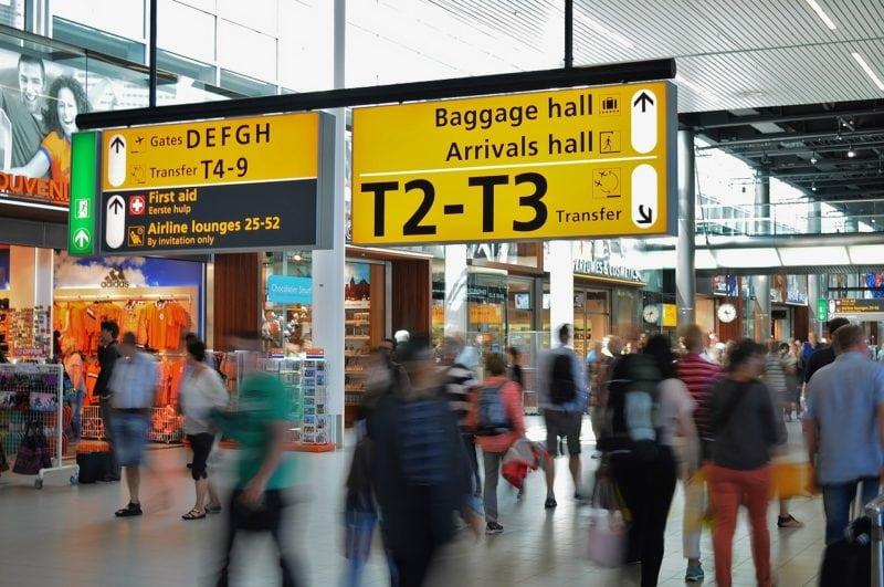 travel nightmares airport