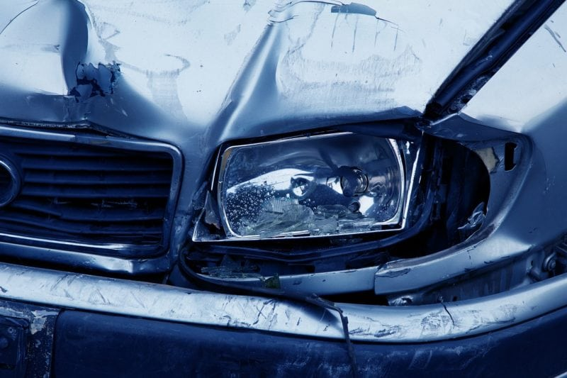 travel nightmares: car accident