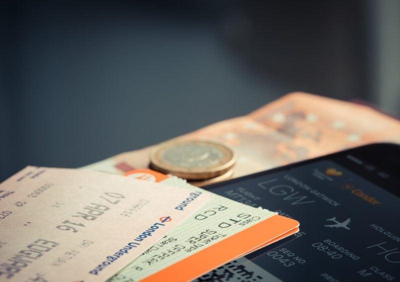 travel nightmares ticket