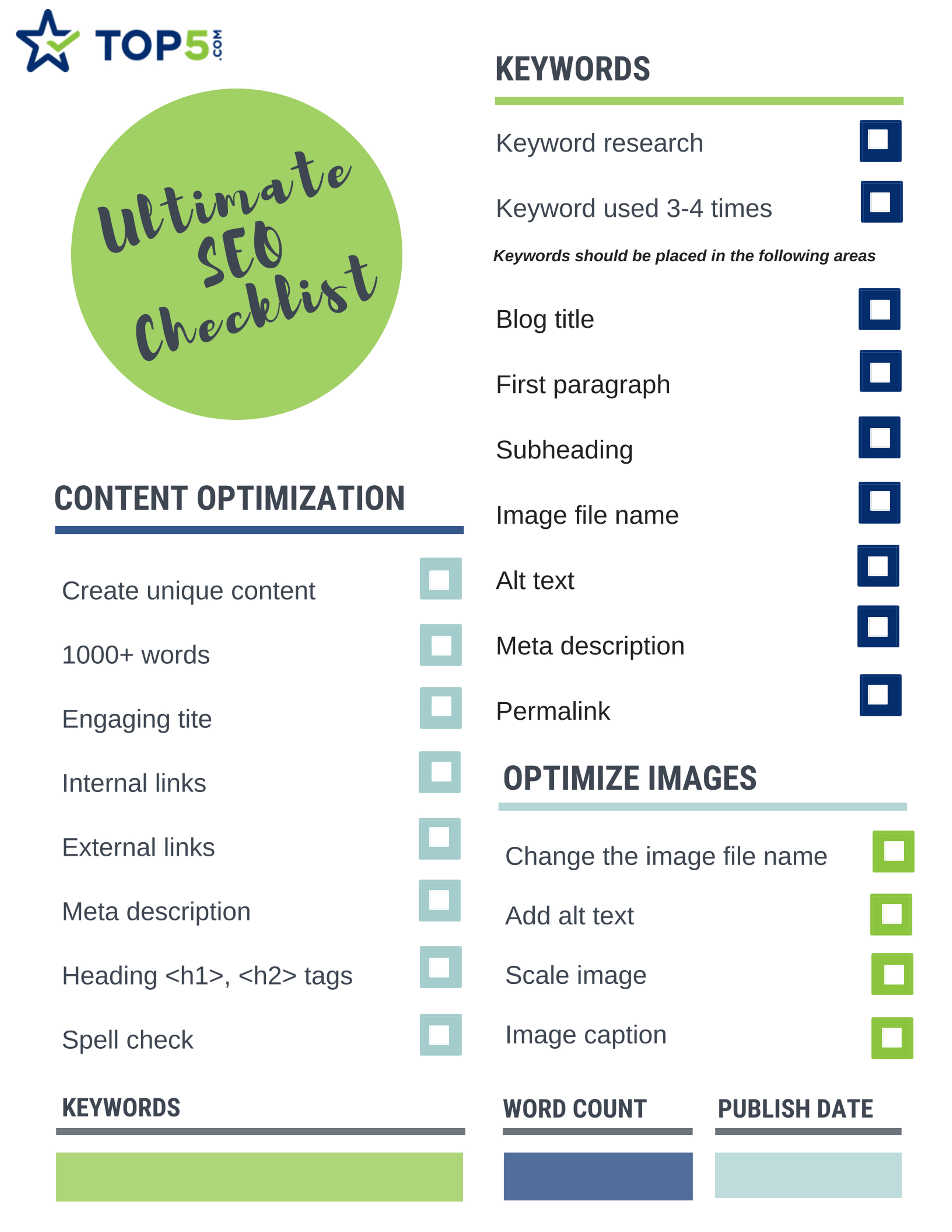 ultimate seo checklist download | What is SEO?