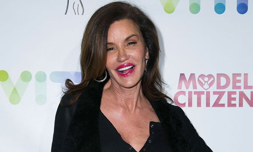 Janice Dickinson today | unrecognizable famous people