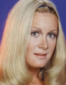 Joan Van Ark is an unrecognizable famous person today
