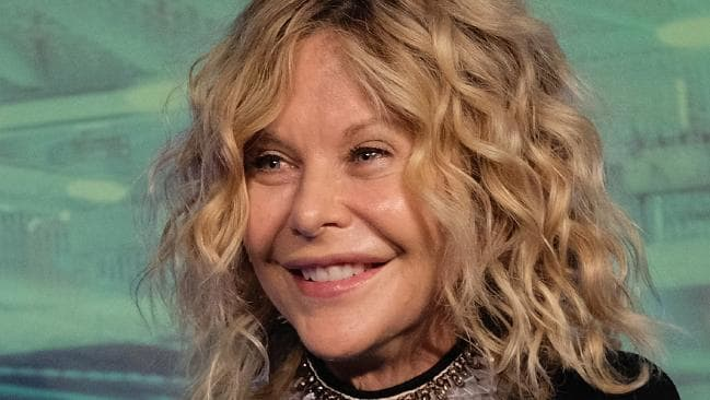 Meg Ryan is an unrecognizable famous person