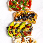Grown Up Vegan Toast Ideas for a Good Morning