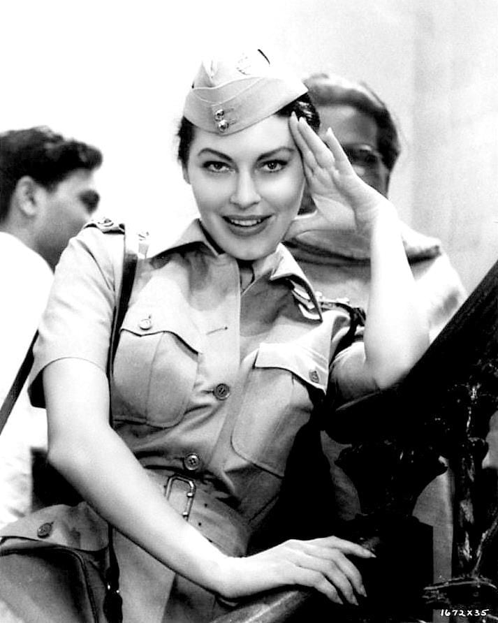 vintage photos Ava Gardner