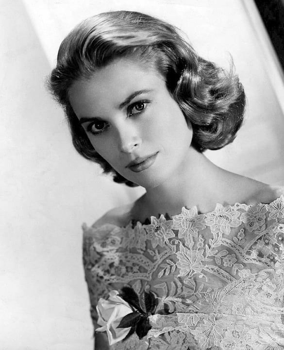 vintage photos Grace Kelly