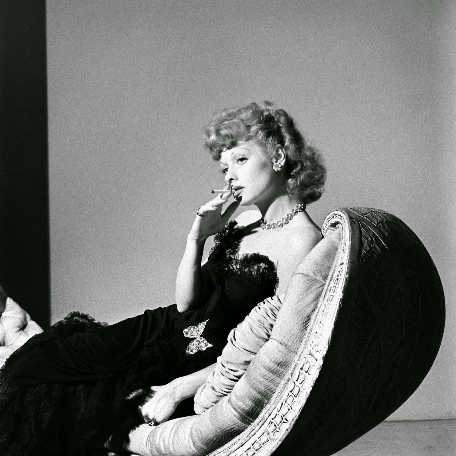 vintage photos Lucille Ball