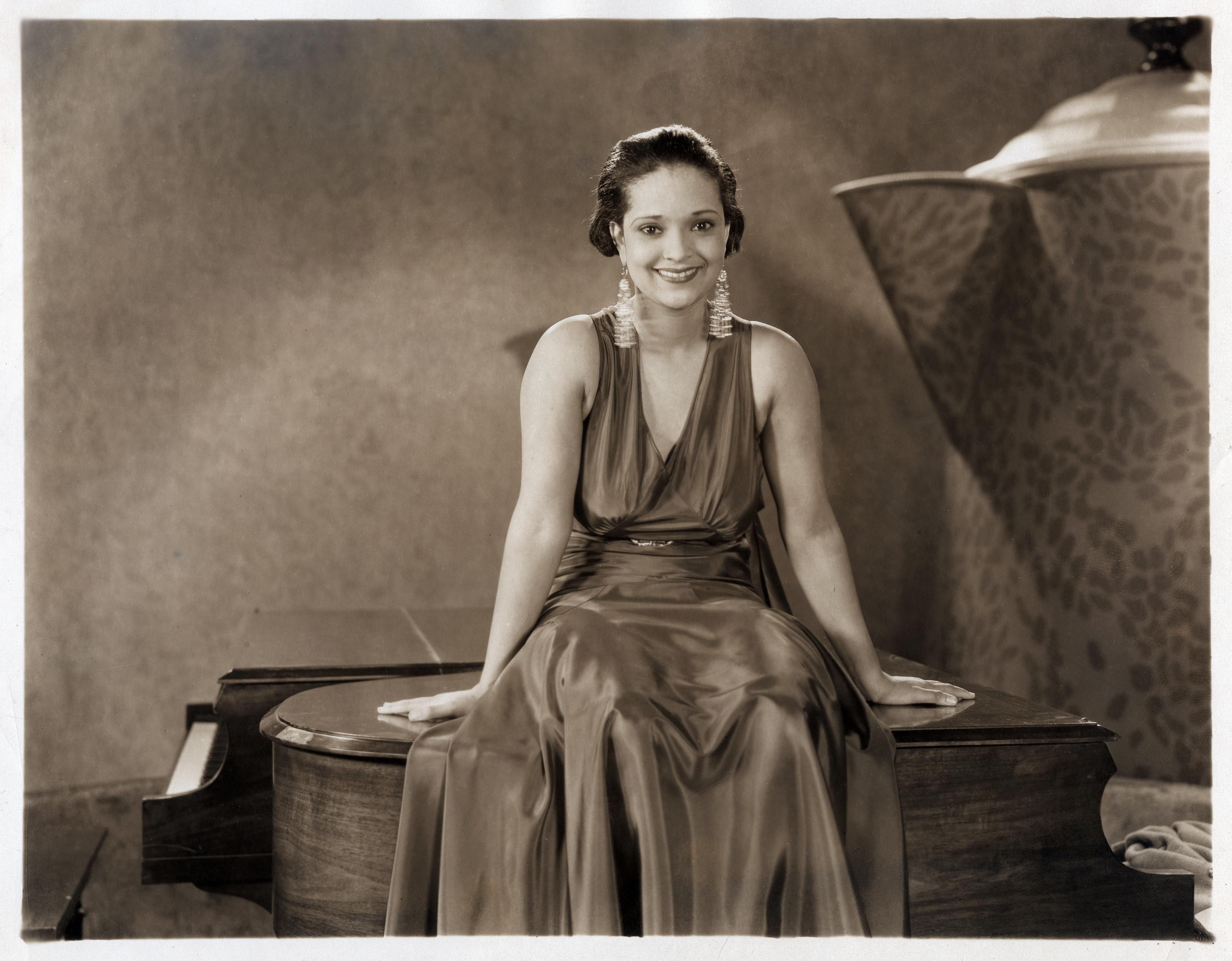 vintage photos Nina Mae McKinney