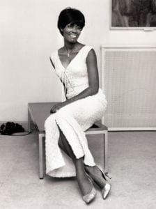 vintage photos Dionne Warwick