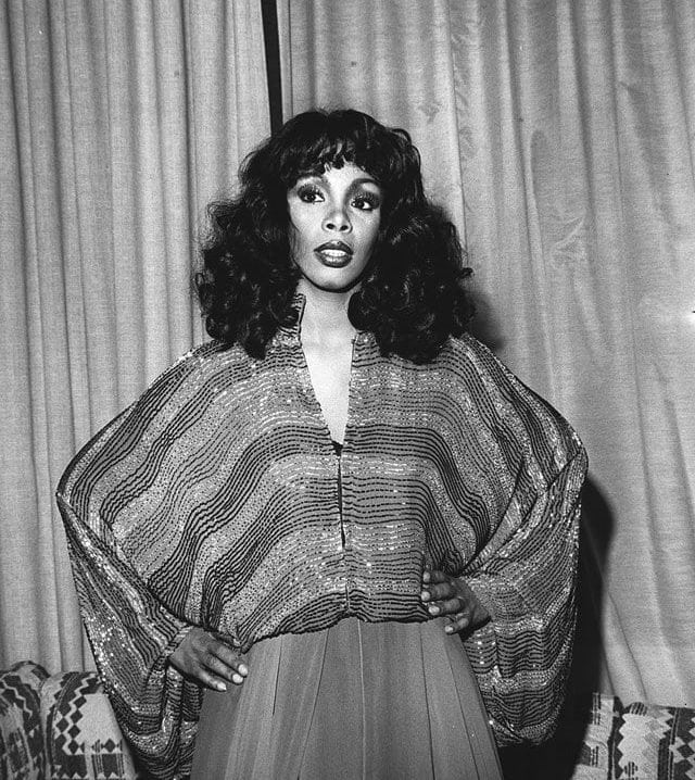 vintage photos Donna Summer