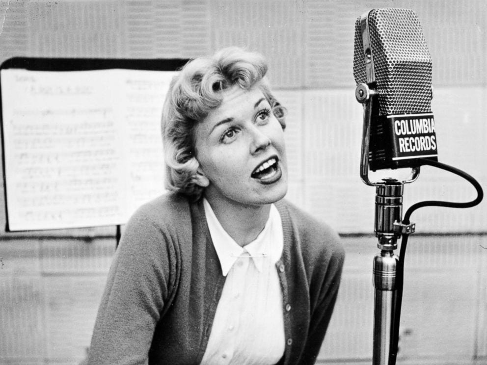 vintage photos Doris Day