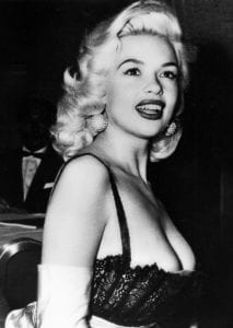 vintage photos Jayne Mansfield