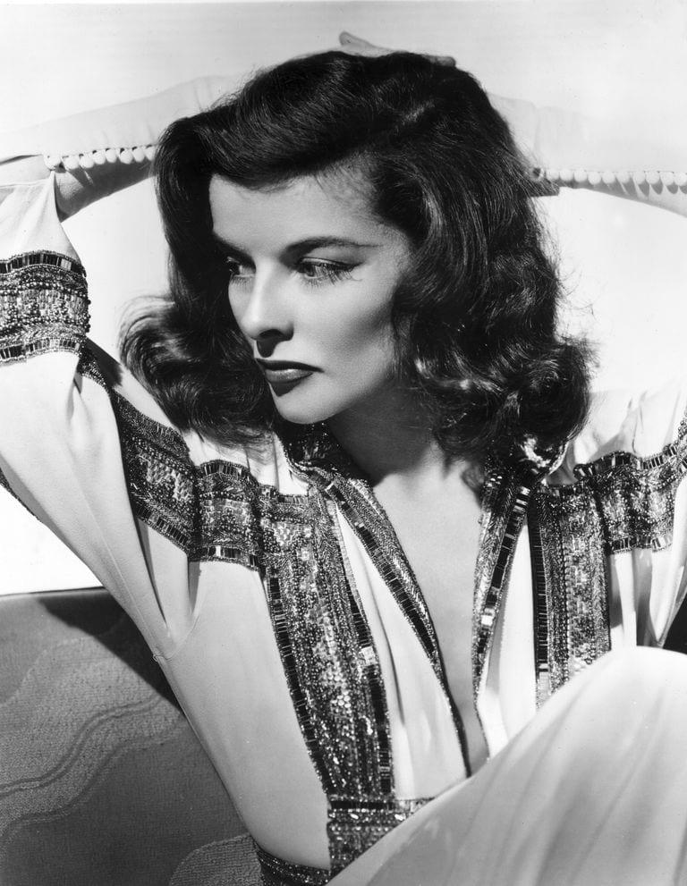 vintage photos Katharine Hepburn