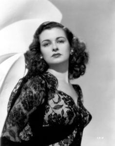 vintage photos Joan Bennett