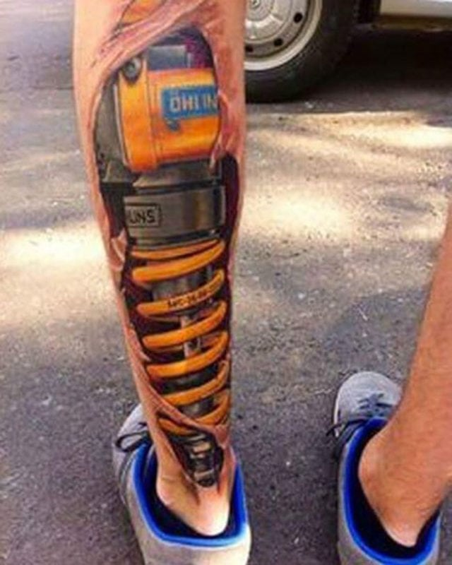 would you get a funny tattoo like this?