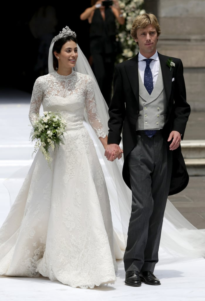alessandra de osma royal wedding dresses