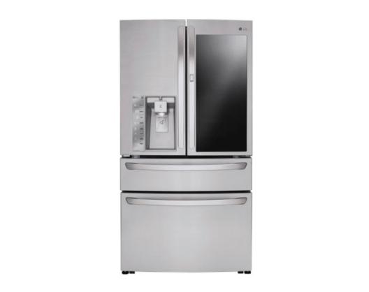 LG Insta View Door In Door Refrigerator Review | Best Refrigerators ...