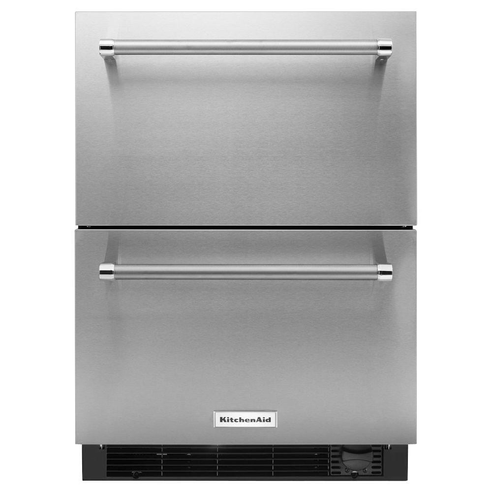 Kitchen Aid Double-Drawer Refrigerator Review