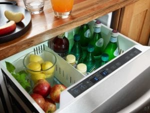 best refrigerator for small spaces