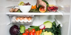best refrigerator temperature food storage tips
