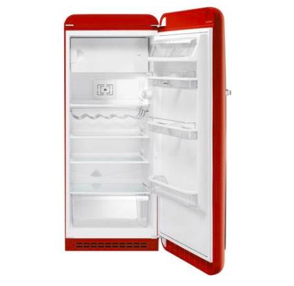 best retro refrigerator is the SMEG '50s retro style fridge