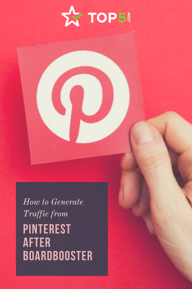 Pinterest After BoardBooster