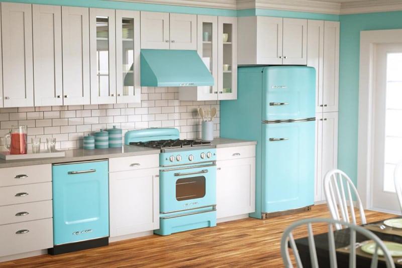 buying a refrigerator   Smeg appliances