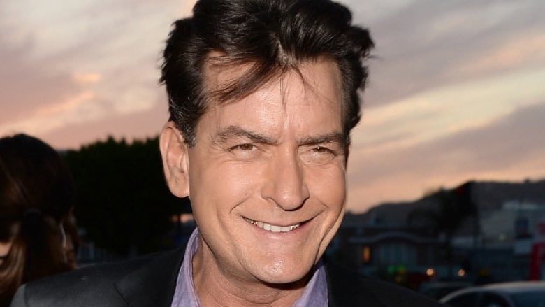 celebs with the worst teeth charlie sheen