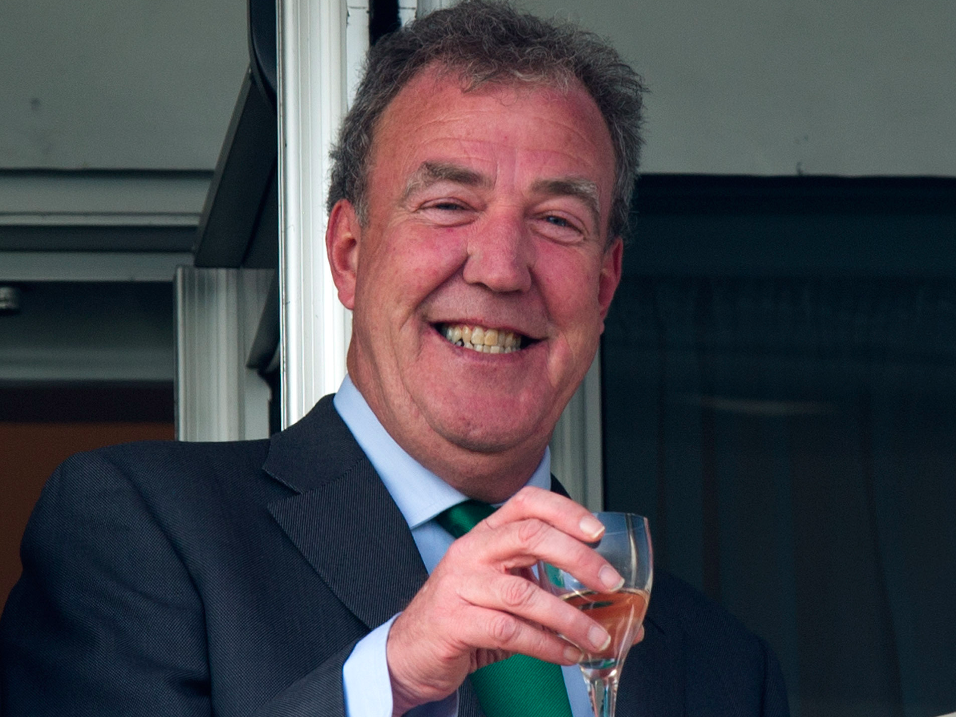 celebs with the worst teeth jeremy clarkson
