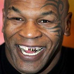 celebs with the worst teeth mike tyson