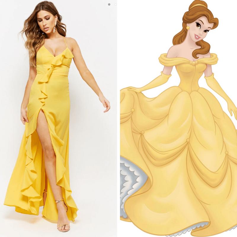 disney dress belle