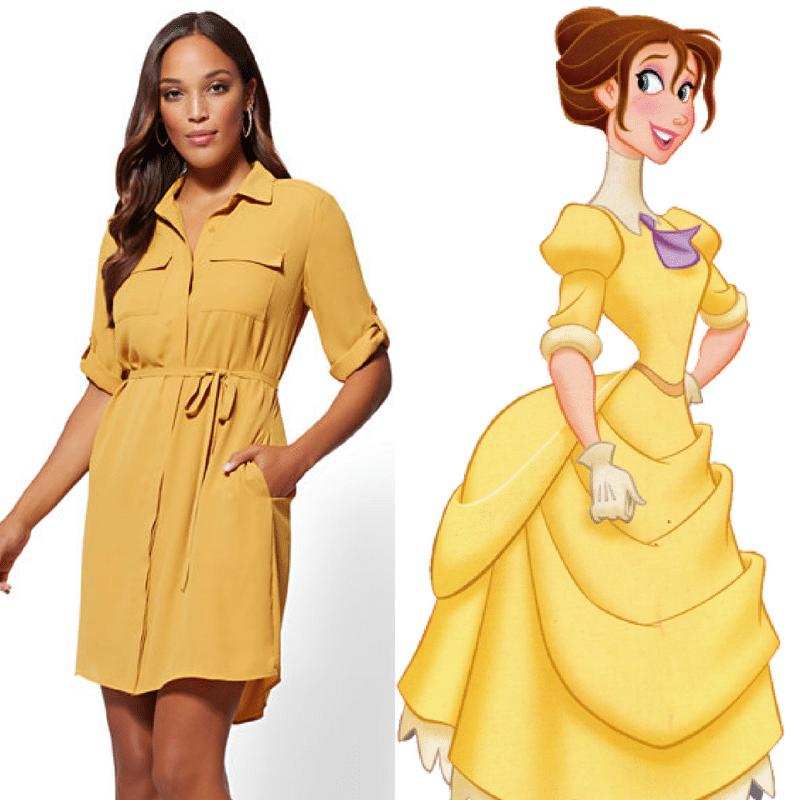 Disney dress | Jane from Tarzan