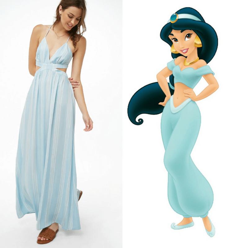 disney dress jasmine