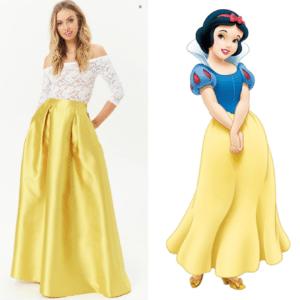 disney dress snow white