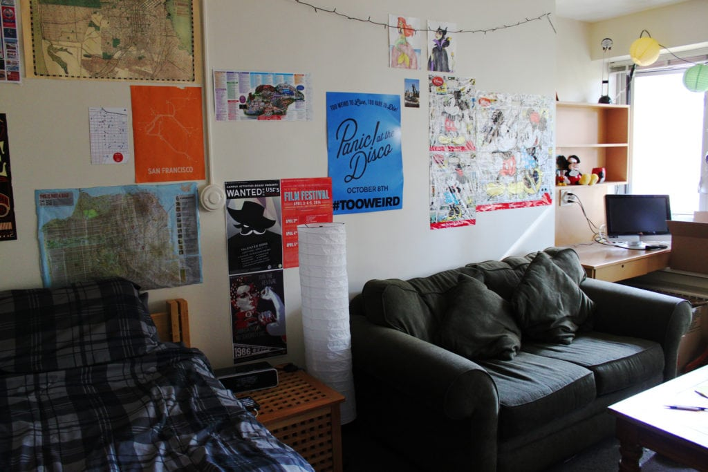 Your Ultimate College Dorm Room Checklist (and Where to Shop)