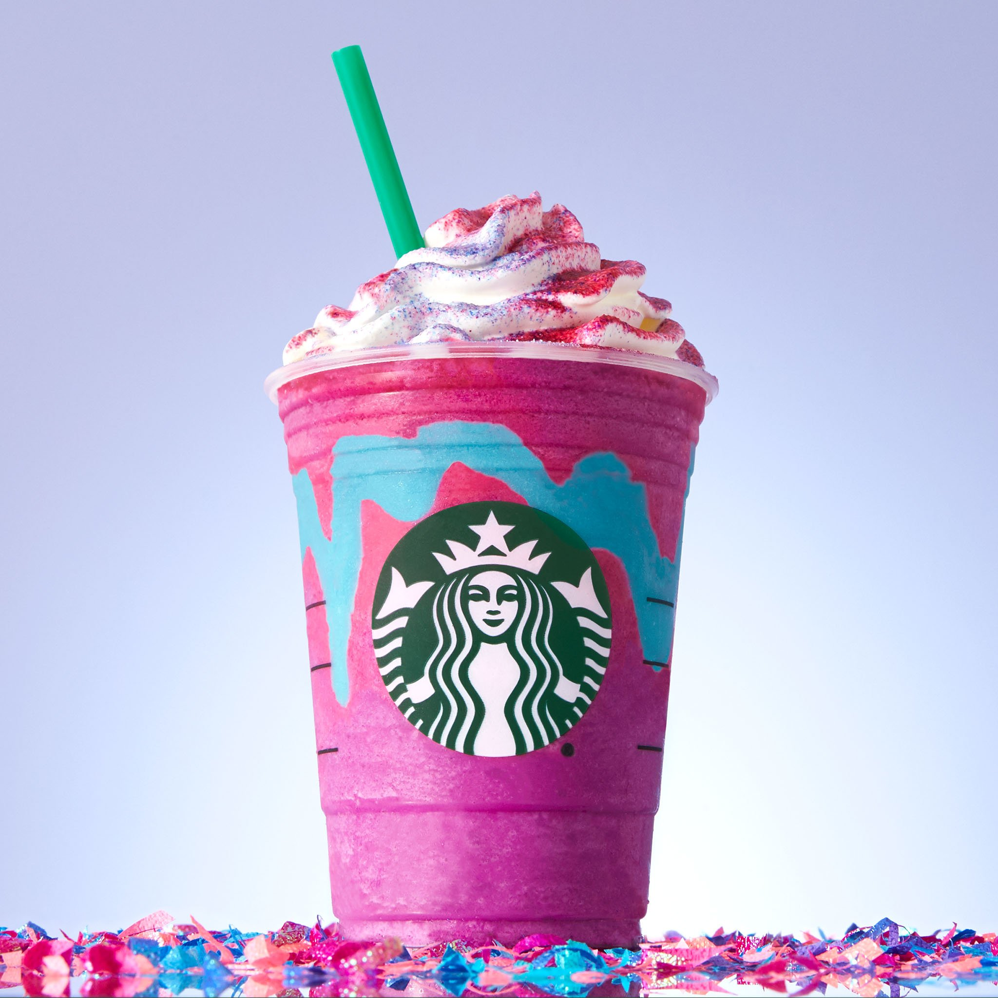 failed products Starbucks Unicorn Frappuccino