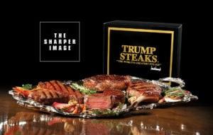 failed products Trump Steaks