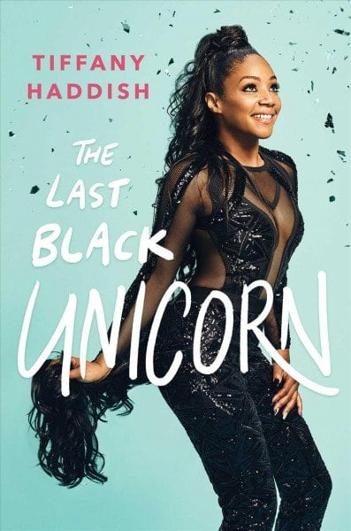 funny books | The Last Black Unicorn