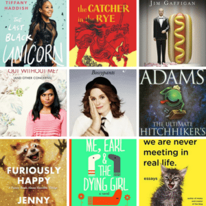 our favorite funny books