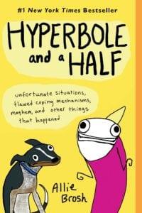 funny books hyporbole and half