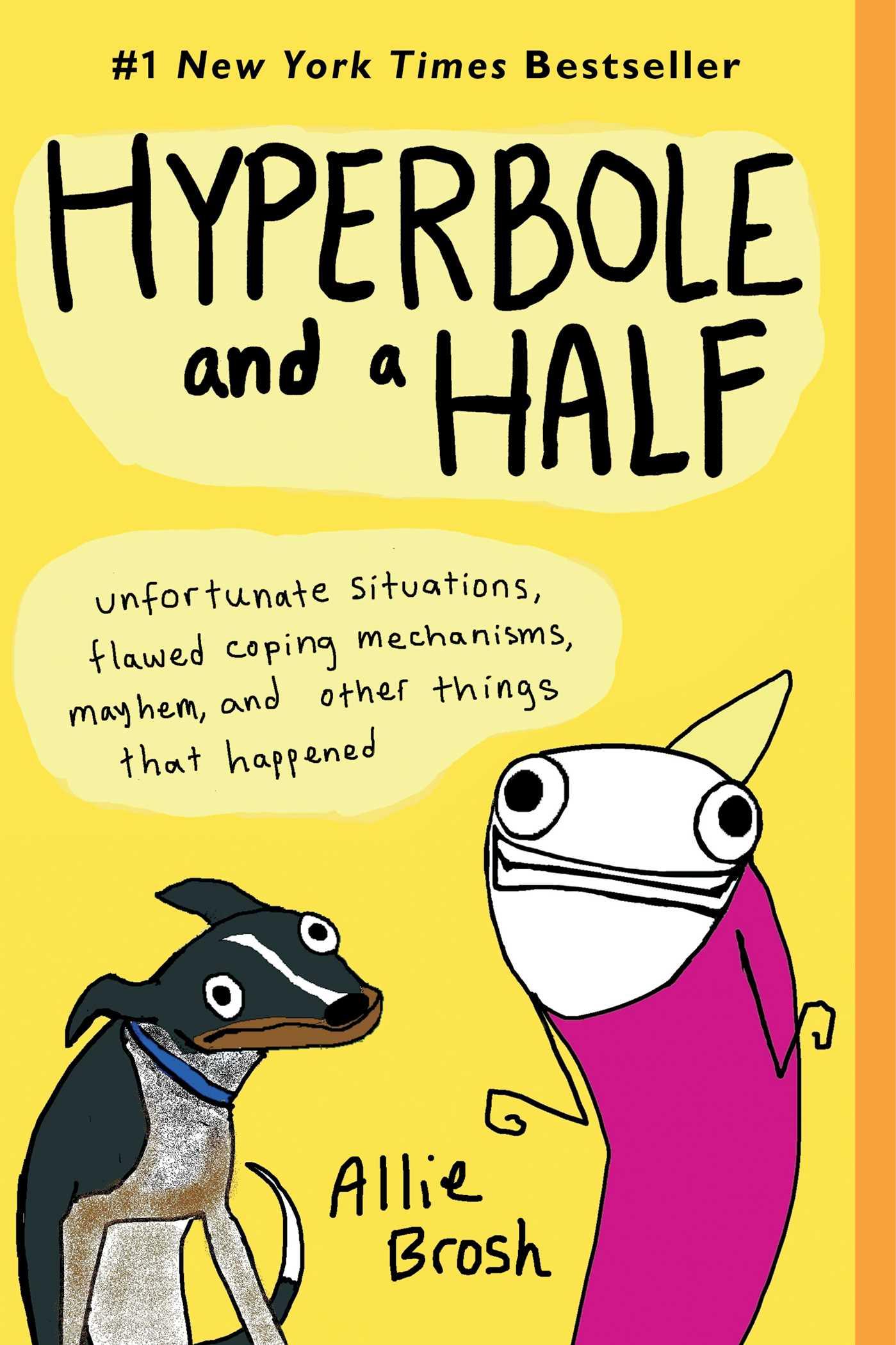 funny books hyperbole and a half