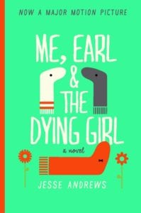 funny books me earl and the dying girl