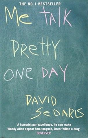 funny books me talk pretty one day