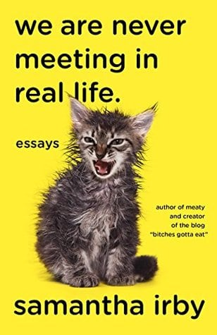 funny books we're never meeting in real life
