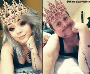 funny parents crown