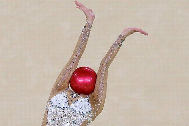 funny sports photos | ball for a head