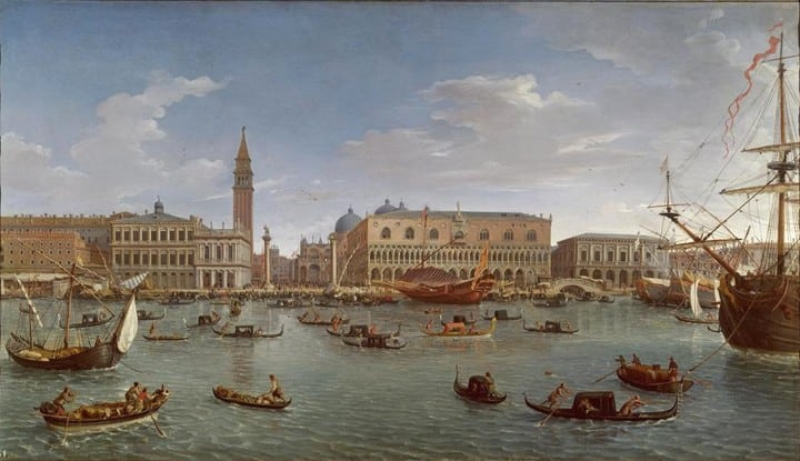 history facts Venice during the Renaissance