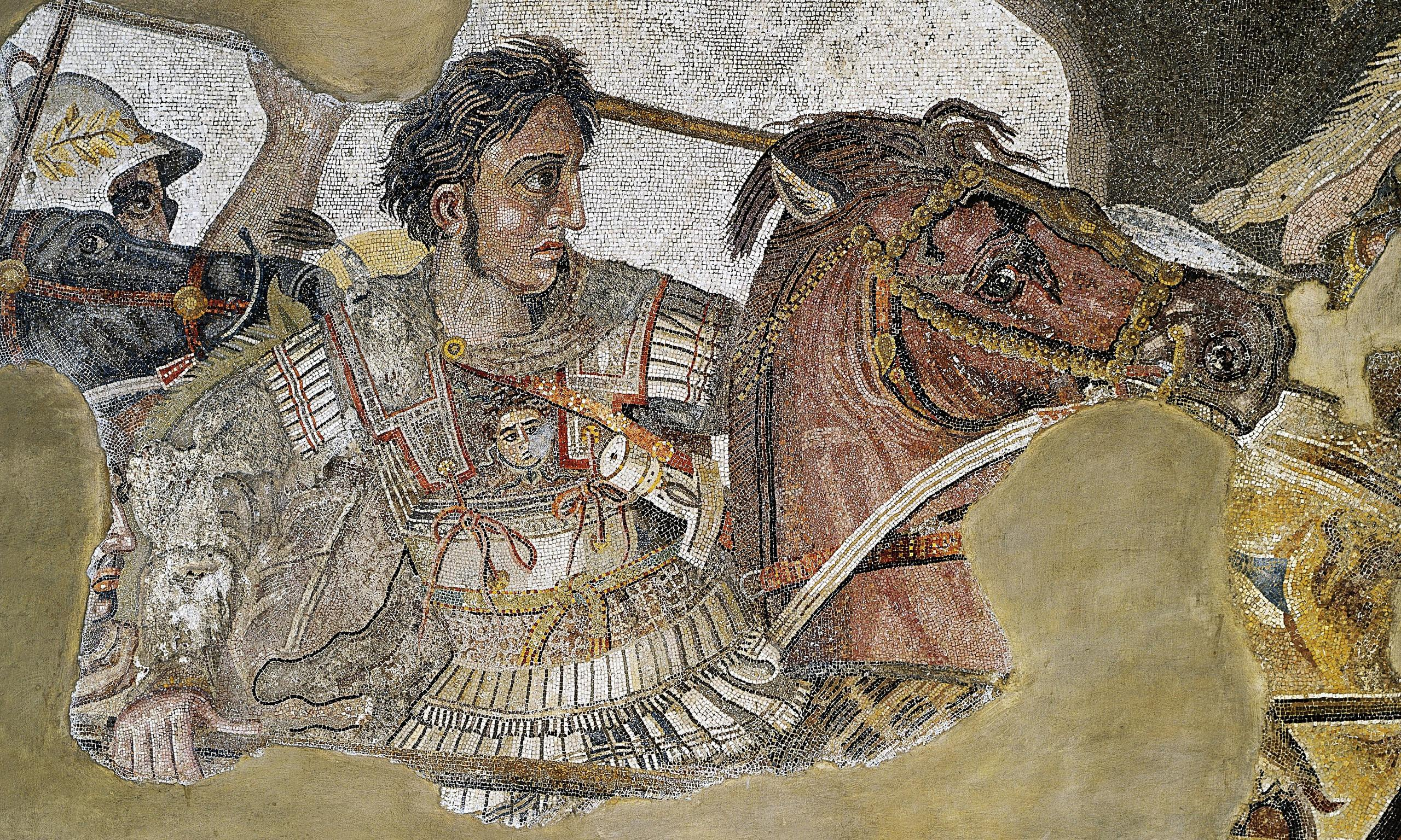 history facts Alexander the great