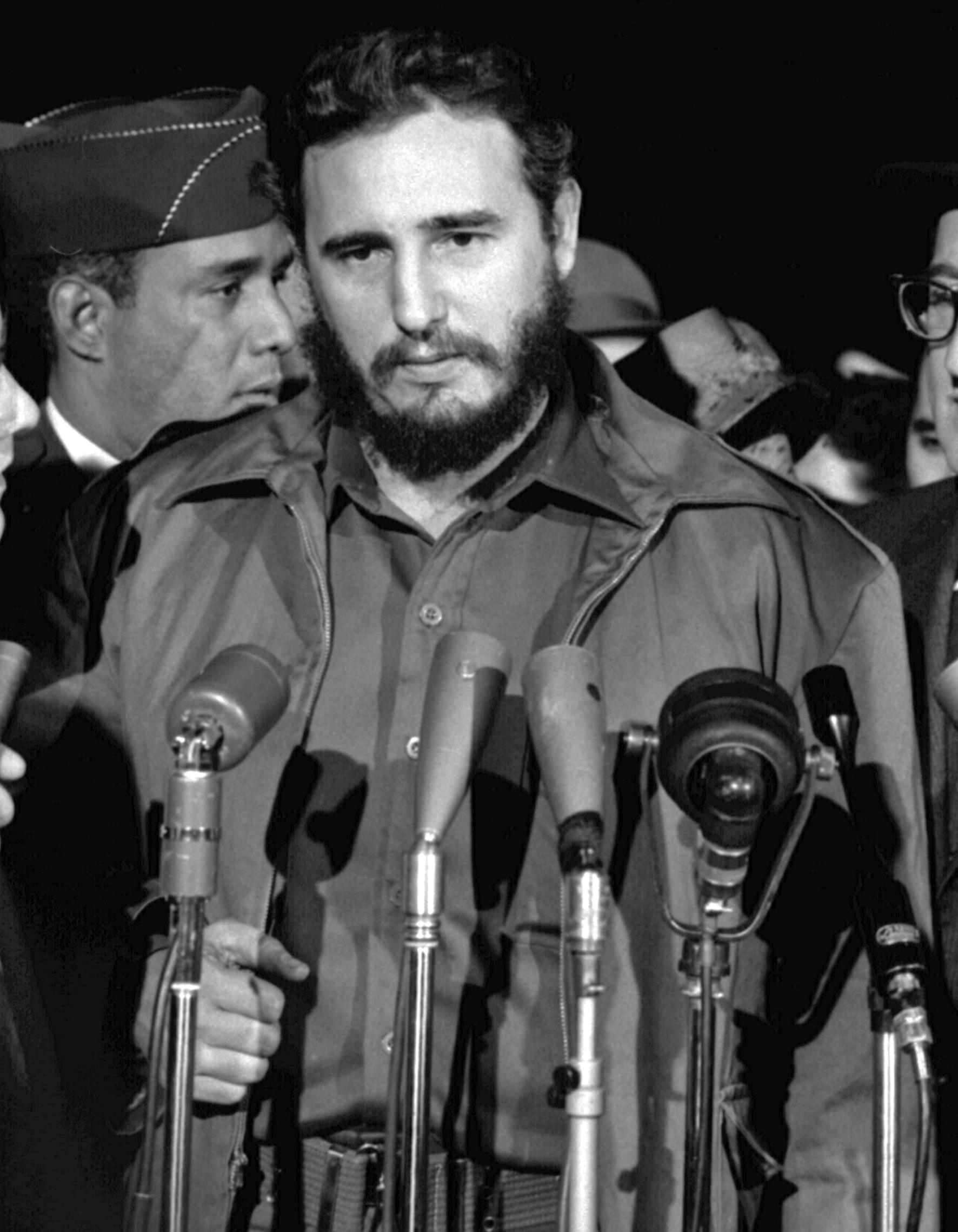 history facts Fidel Castro