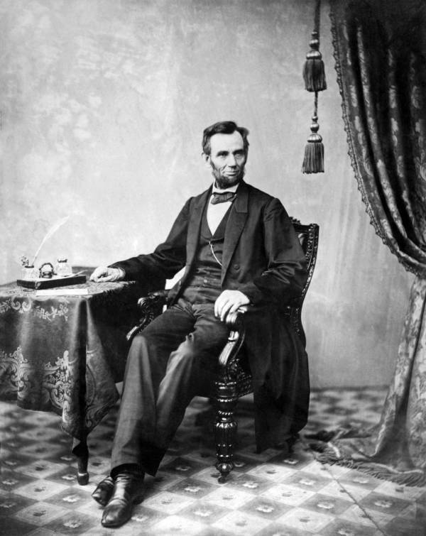 history facts abraham lincoln